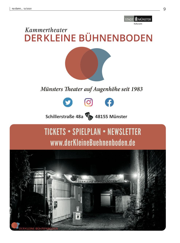 Galerie KW 12 – Kammertheater Der Kleine Bühnenboden