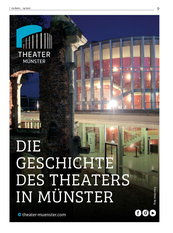 Galerie KW 14 – Die Geschichte des Theaters in Münster