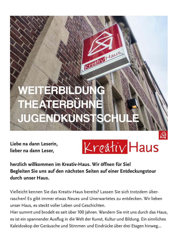 Galerie KW 17 – Krativhaus Münster