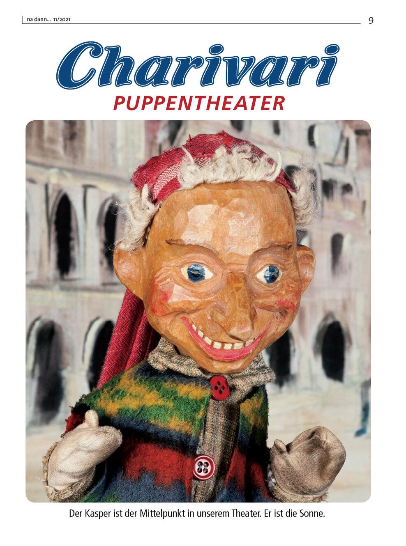 Galerie KW 11 Charivari Puppentheater
