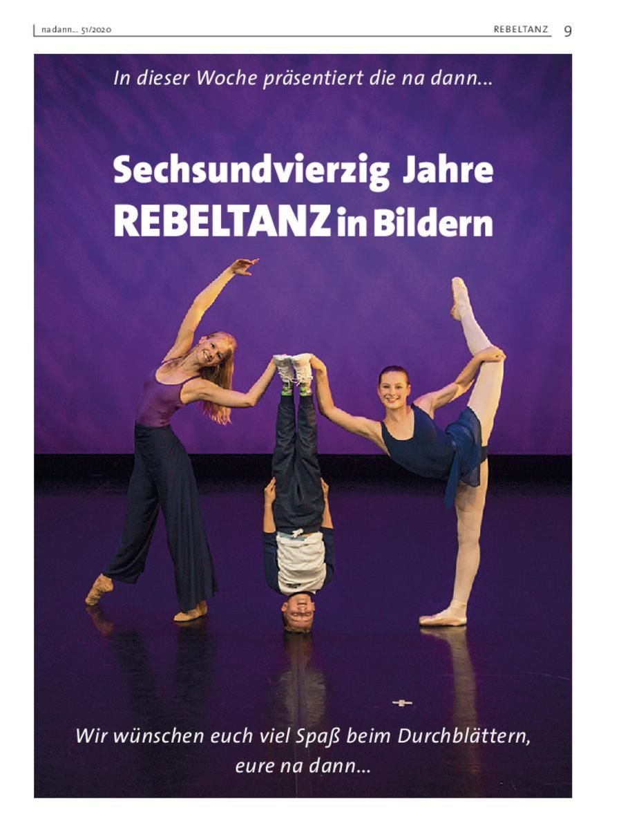 Galerie KW 51 - 46 Jahre Rebeltanz in Bildern